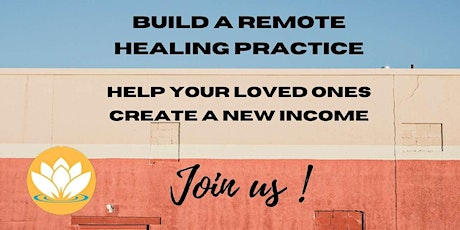Build a Remote Energy Healing Practice tickets
