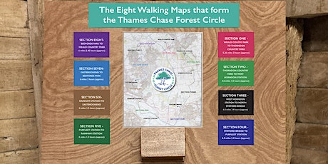 Thames Chase Forest Circle Walk - Section 3 tickets