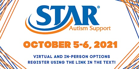STAR Workshop: In-Person & Virtual tickets