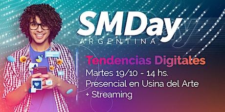 Social Media Day Argentina:  Tendencias Digitales - Presencial + Online entradas