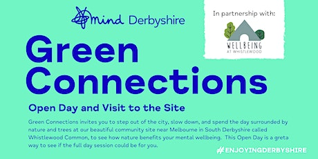 Green Connections Open Day and Visit billets