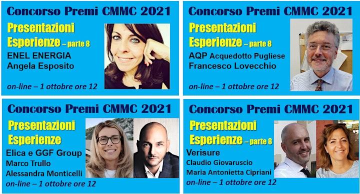 Immagine Presentazioni Esperienze che concorrono ai Premi  CMMC 2021 - n.8