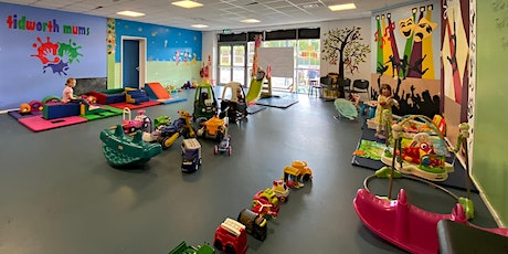 Cheeky Monkeys Wednesday Afternoon Playgroup tickets