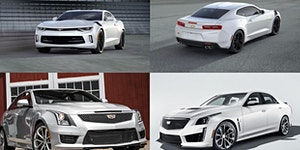 GM POWER SESSION: Featuring 2016 Camaro, Cadillac...
