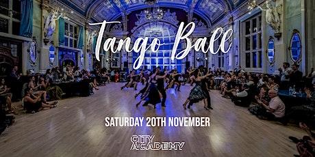 City Academy Tango Ball tickets
