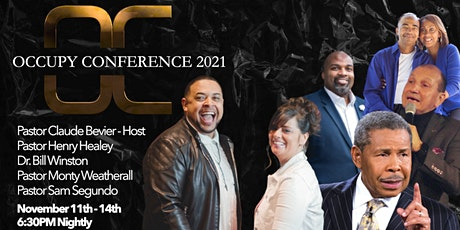 Occupy Conference 2021 | Faith To Overcome tickets