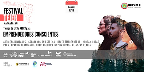 Festival T.EJE.R  Mayma Latam boletos