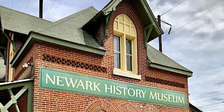 Newark Historical Society's 40th Anniversary tickets