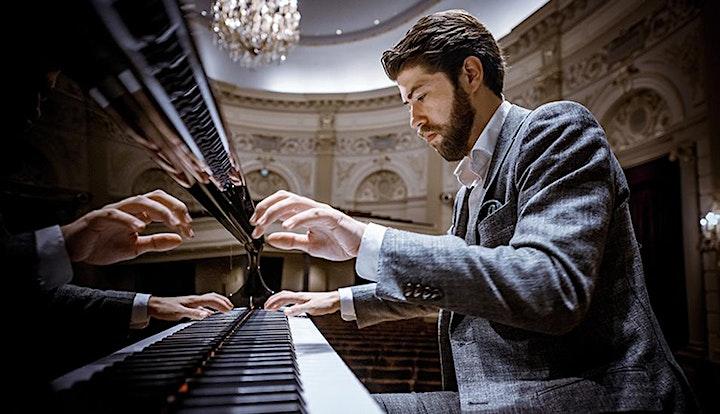 Afbeelding van Thomas Beijer & Nicolas van Poucke spelen Mozart