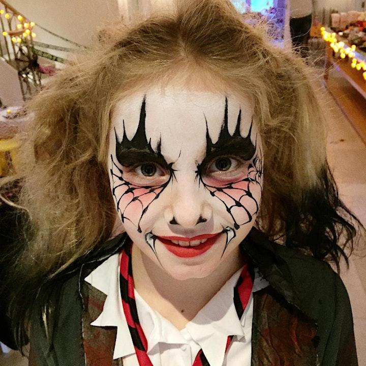 Halloween Face Painting Spectacular | Fri 29 - Sun 31 October | 3pm - 9pm image