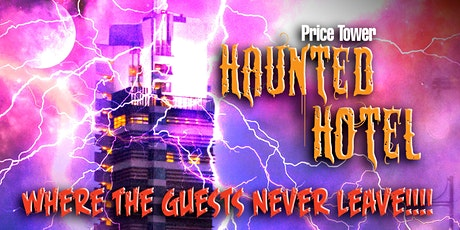 Price Tower Haunted Hotel tickets