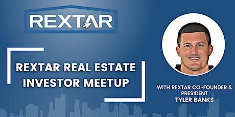 REXTAR Real Estate Investor Meetup tickets