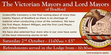 The Victorian Mayors and Lord Mayors of Bradford tickets