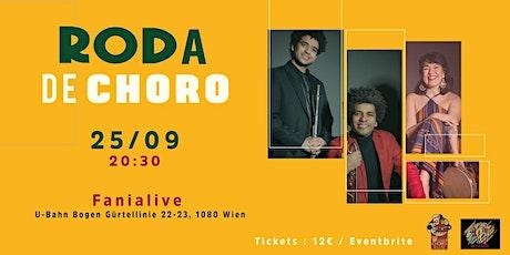 RODA de CHORO (Brazilian Music) - Wiener Choro Klub billets