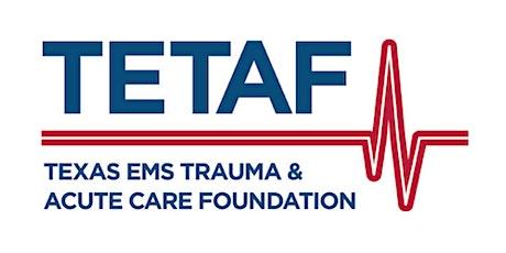 TETAF Hospital Data Management Course - November 2021 tickets