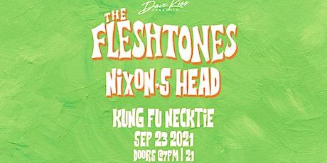 The Fleshtones ~ Nixon's Head tickets