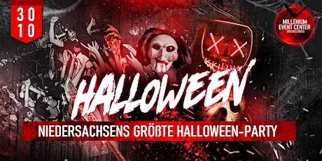HALLOWEEN 2021 | Niedersachsens größte Halloween-Party | 30.10.21 Tickets