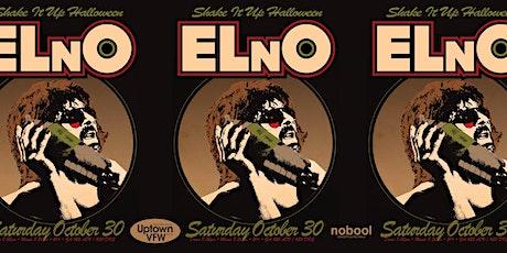 ELnO Shake It Up Halloween entradas