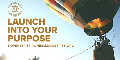 LAUNCH into Your Purpose tickets