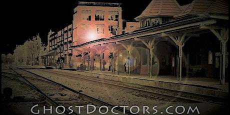 Ghost Doctors Ghost Hunting Tour-Manassas-10/31/21 tickets