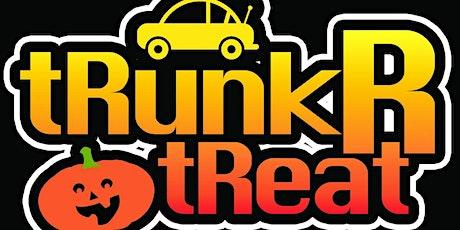 Drive-Thru Trunk or Treat tickets
