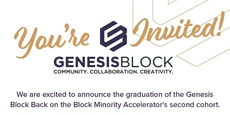 Shark Tank on the Shore- Back on the Block Accelerator Graduation Demo Day tickets