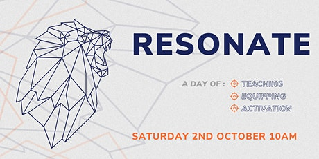 Resonate Prophetic Mentoring and Development day tickets