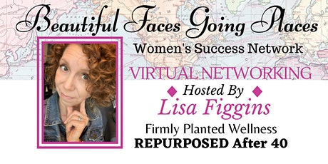 Virtual Networking on Zoom  - Hosted by, Lisa Figgins tickets