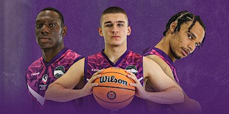 Basketball: Loughborough Riders Vs Nottingham Hoods- Jan 8th tickets