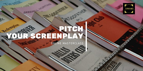 Masterclass: Pitch your Screenplay tickets