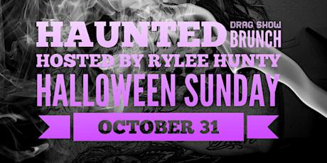 Haunted Halloween DRAG Show Brunch tickets