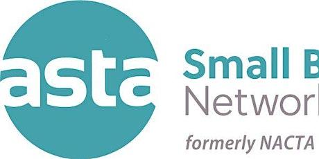 ASTA SBN NYC November Virtual Meeting - Jamaica Tourist Broad tickets