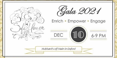 Enrich. Empower. Engage. Gala benefiting Safe Haven Counseling tickets
