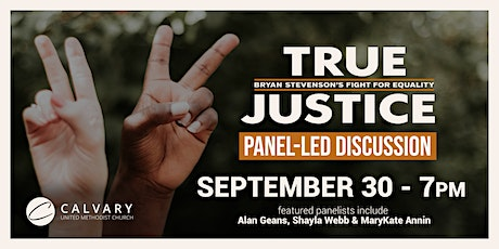 Panel-Led Discussion | Based on Topics from the Documentary 'True Justice' tickets