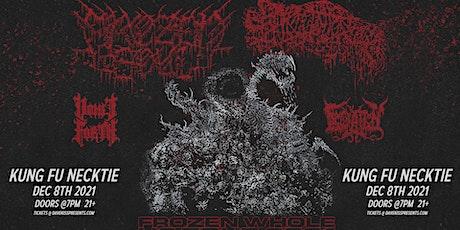 Frozen Soul ~ Sanguisugabogg ~ Vomit Forth ~ Inoculation tickets