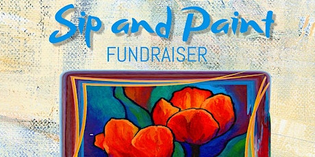 Paint & Sips Fundraiser tickets