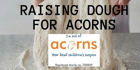 Raising 'Dough' for Acorns tickets
