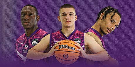 Basketball: Loughborough Riders Vs London Lions II- Feb 5th tickets
