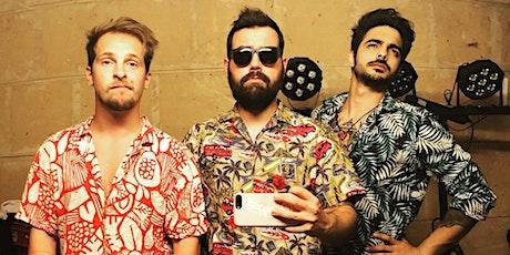 The Hawaiians en concert tickets