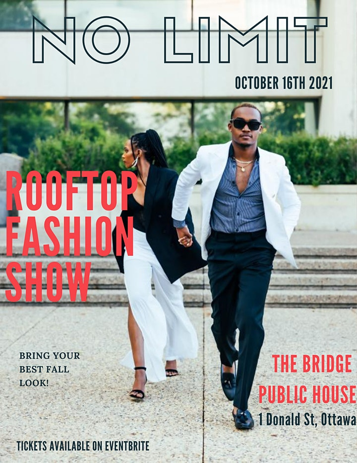 NO LIMIT ROOFTOP FASHION SHOW 2021 image