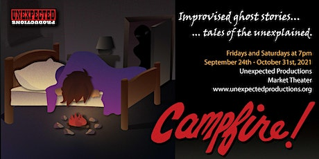 Campfire: Improvised Ghost Stories tickets
