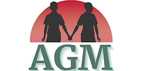 MMF AGM 2021 tickets