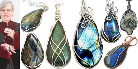 Wire Wrap Workshop with Marggi Markowitz on November 7 at Ipso Facto tickets
