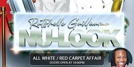 RUTSHELL GUILLAUME & NULOOK ALL WHITE / RED CARPET AFFAIR tickets