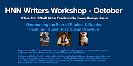 Hometown Novel Nights Writing Workshop with Susan Crawford tickets