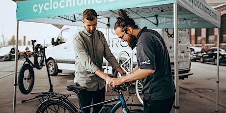 Atelier de réparation de vélo - Métro UdeM-Réservé à la communauté UdeM tickets