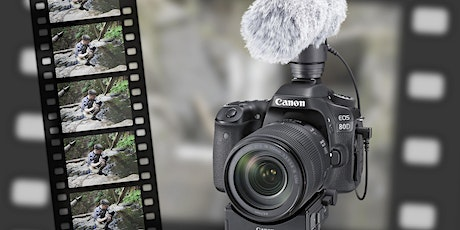Canon Next Level Video: Storytelling (Part 2) tickets