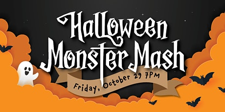 Halloween Monster Mash tickets