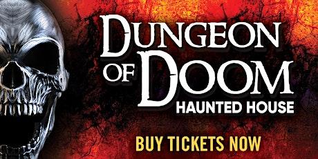 Dungeon of Doom Haunted House tickets