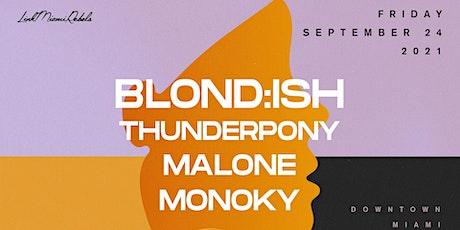 BLOND:ISH @ Club Space Miami tickets